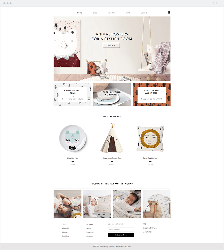 Wowza Gorgeous New Wix Templates For All Types Of Businesses