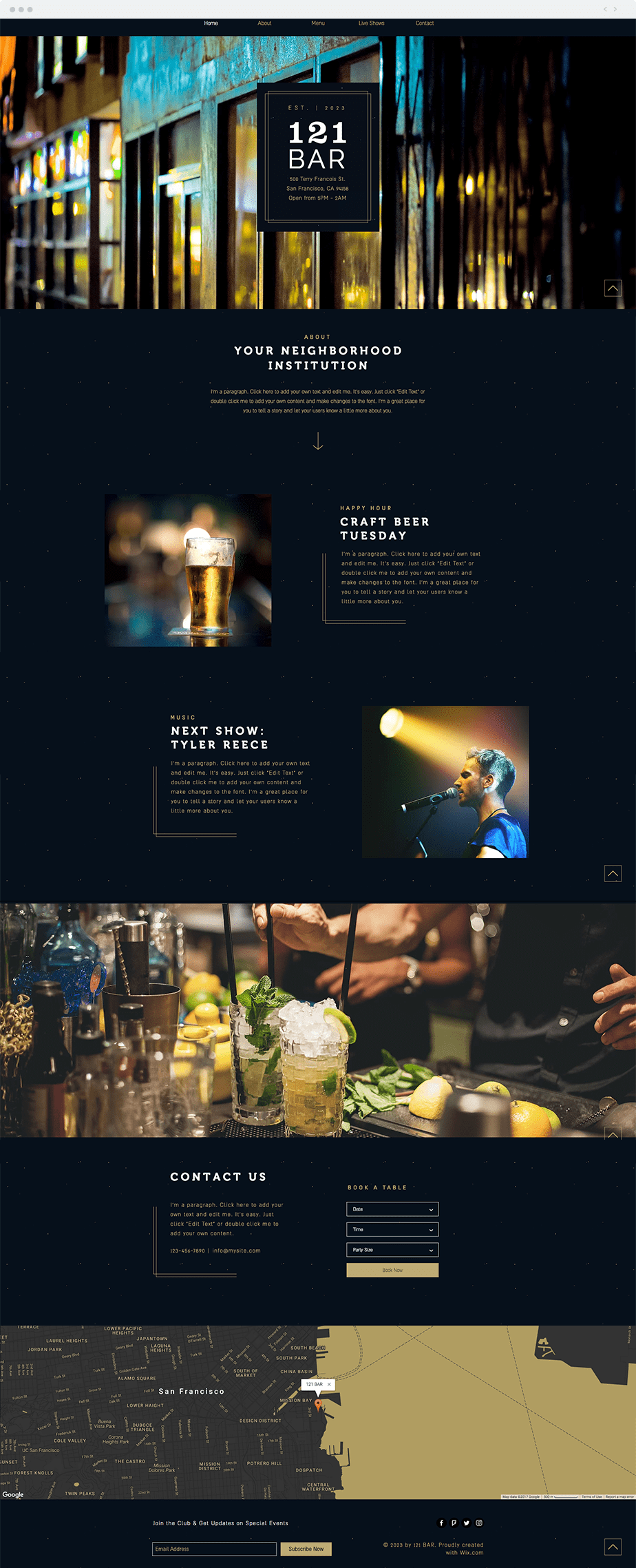 Dating website template wix filters