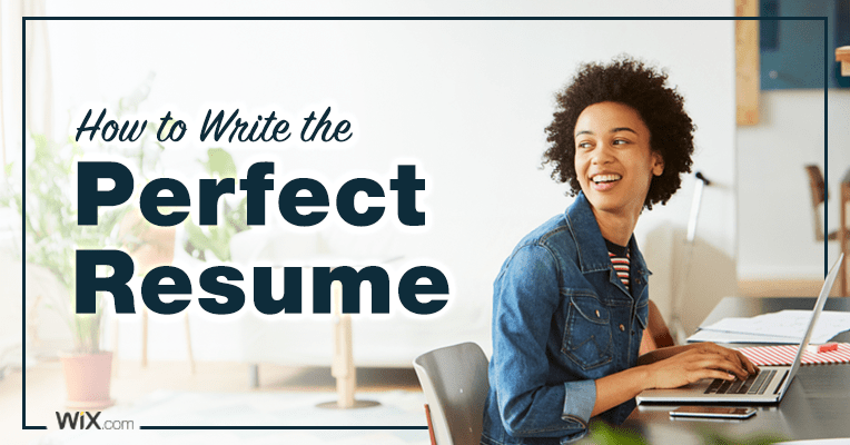 how to write a good resume and land your dream job