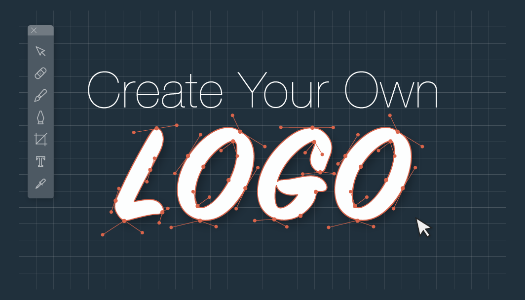 Create your own logo design clipart library for Draw your own logo free