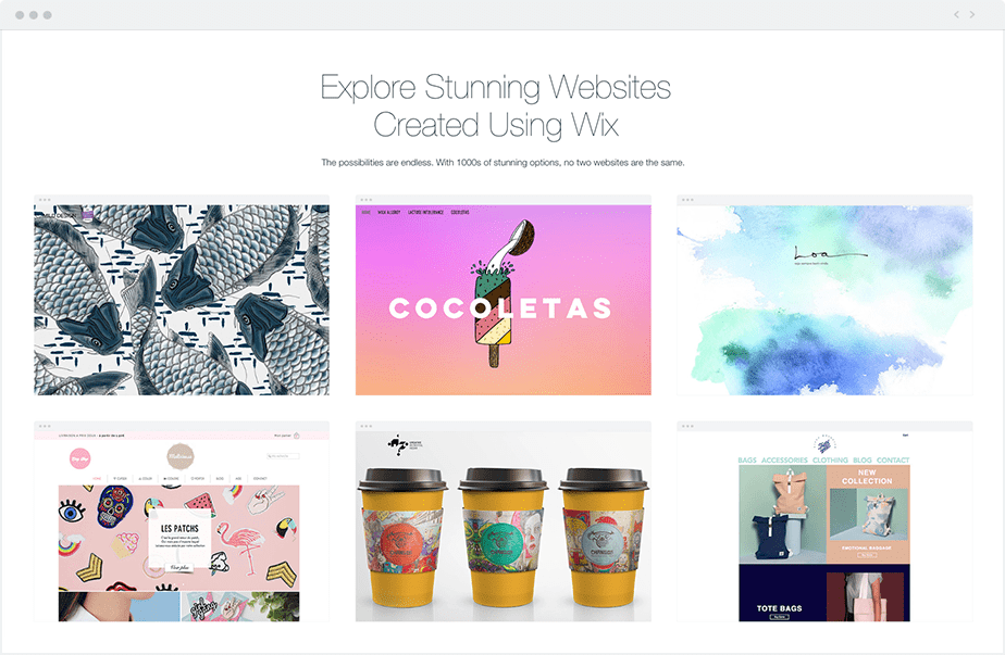 Web design tips: never stop exploring