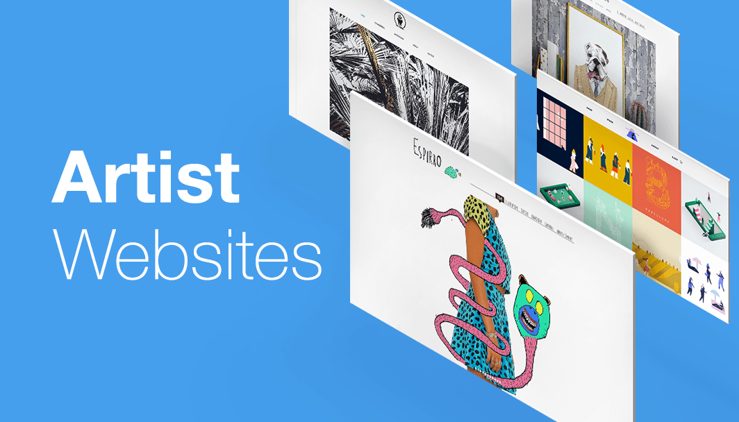 11 Stunning Illustrator Artist Websites That Will Inspire You