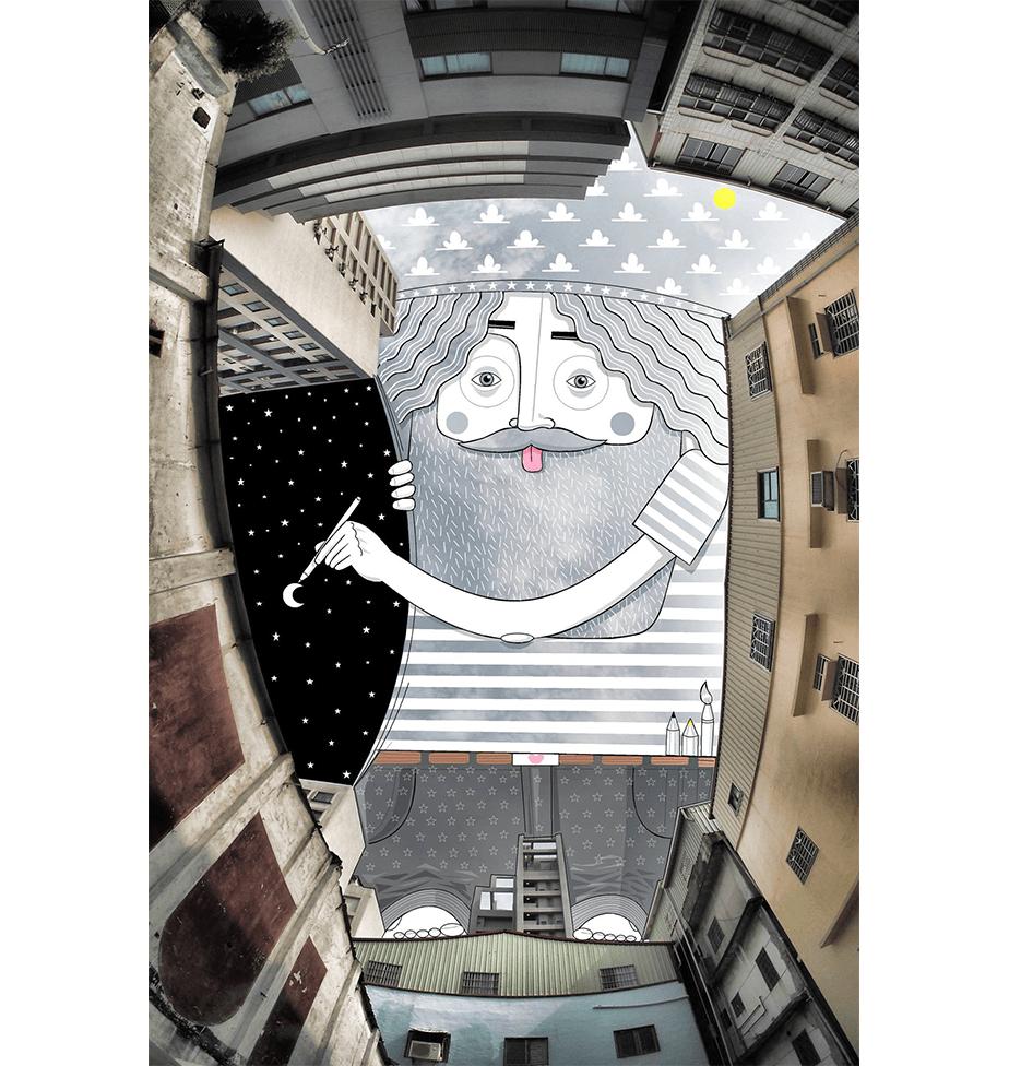 SkyArt by Wix User Thomas Lamadieu