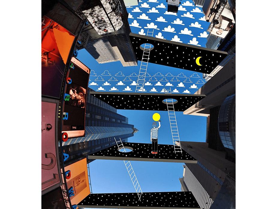 Sky Art by Wix User Thomas Lamadieu