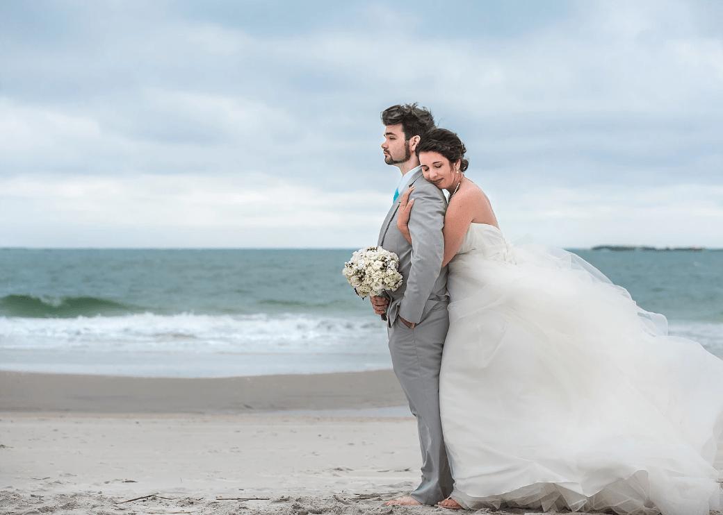 Allie Miller Wix Wedding Photographer
