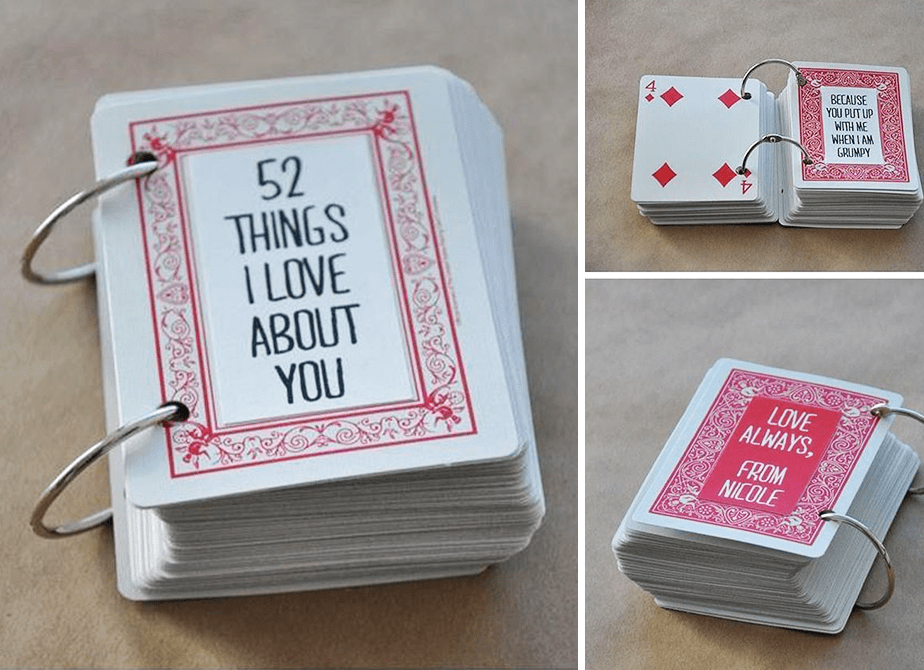 Last Minute Mother's Day Gift Ideas: Pinterest Inspired Card Deck