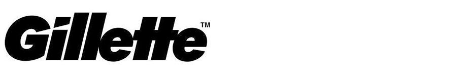 Gillette Logo for Logo Inspiration
