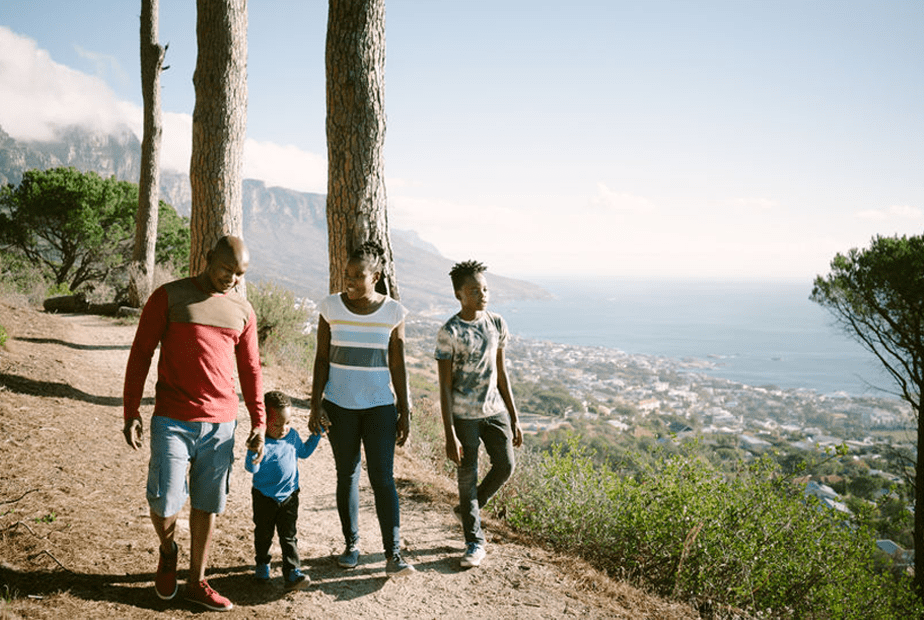 Plan an outdoor adventure
