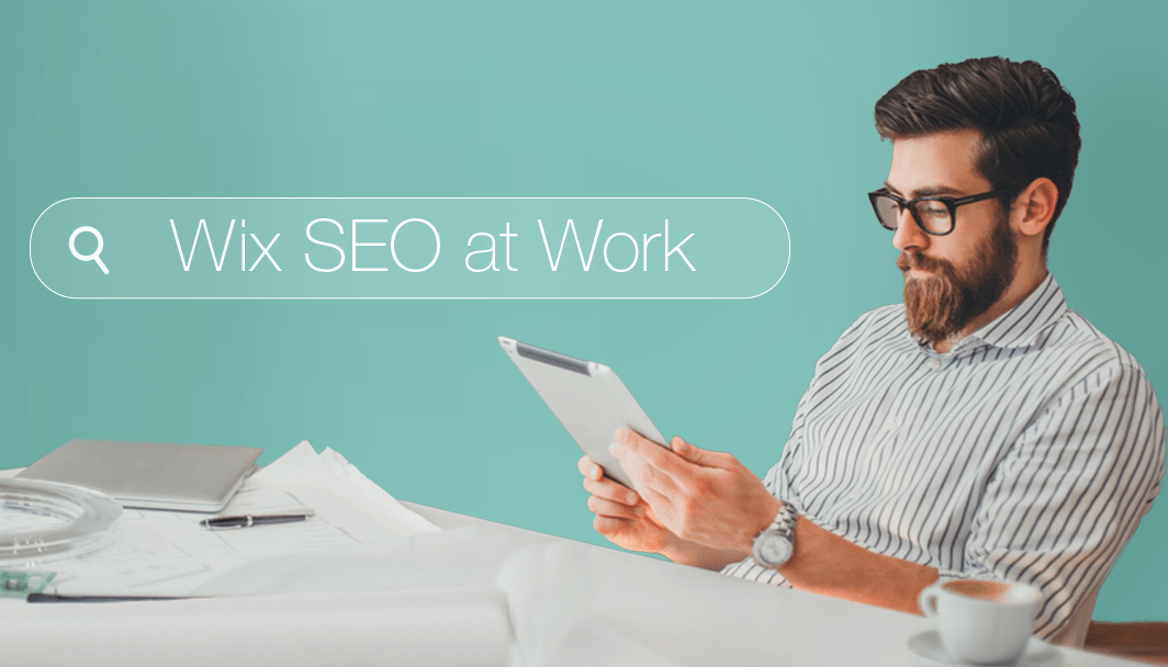 wix seo at work how this user got to page one on google