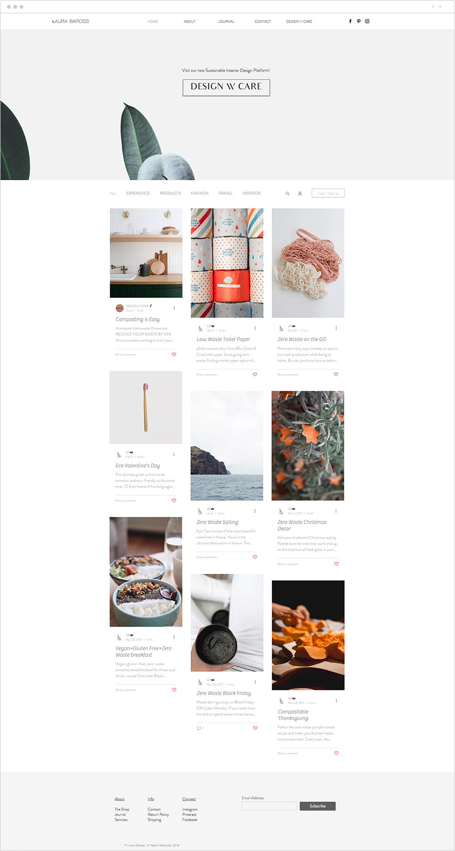 10 blog examples with design wisdom to learn from