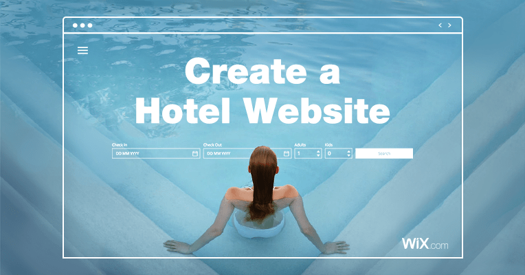 how to create a website step by step