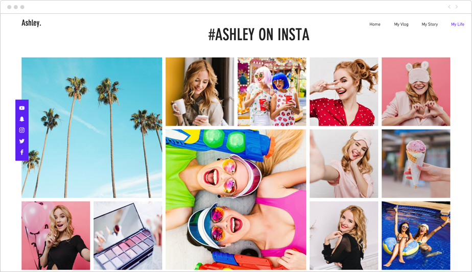 Augrafi Designs Instgram Blog Post - From WIX