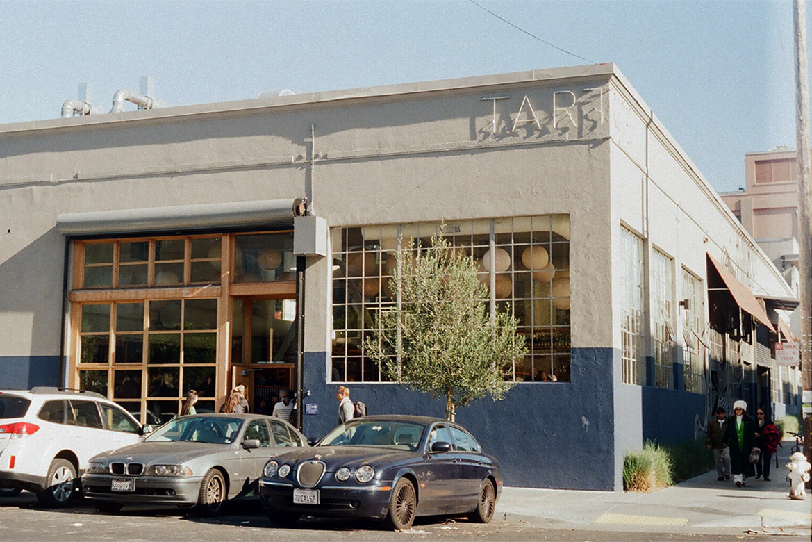 Tartine Manufactory in Silicon Valley