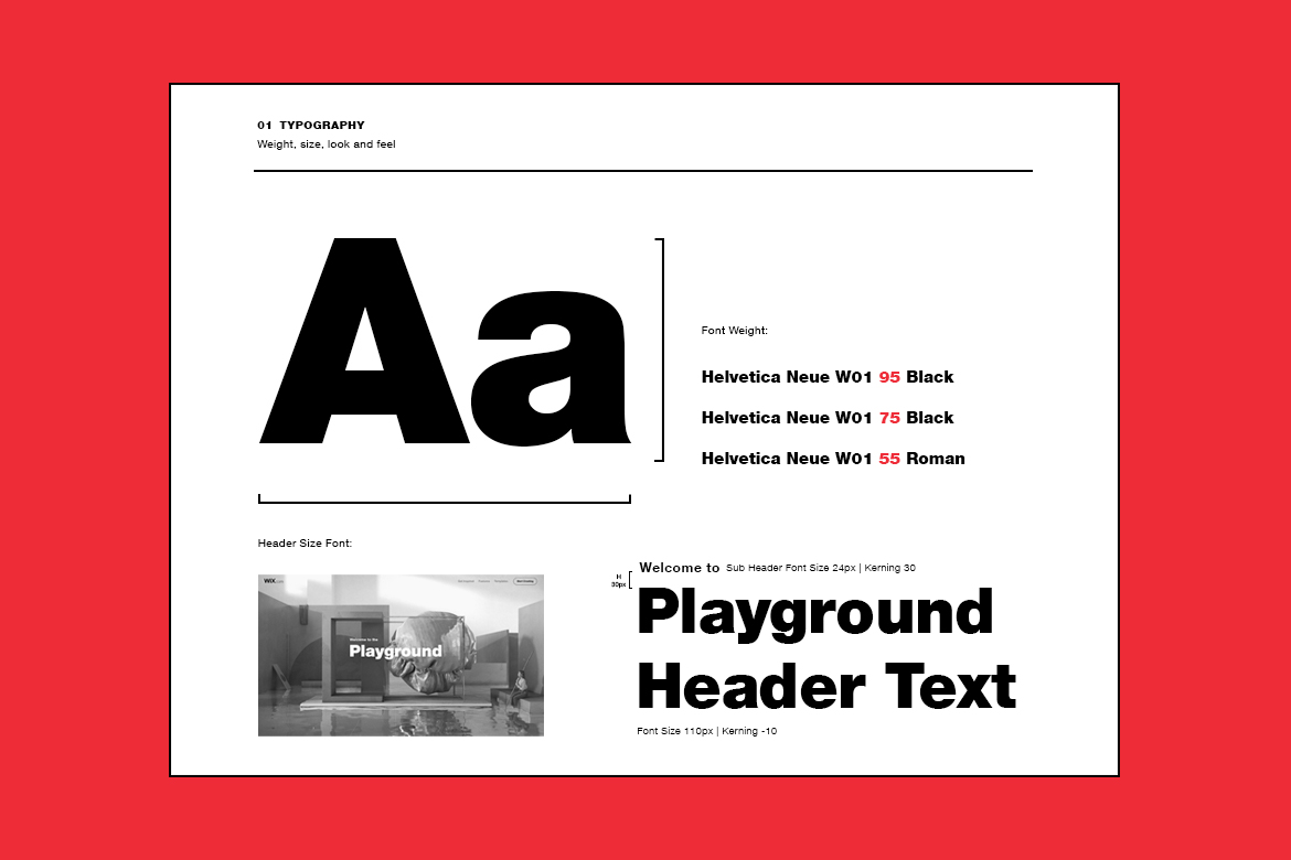 Typography for web design