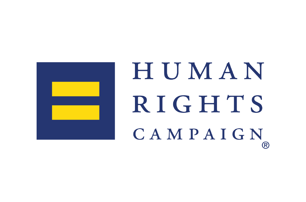 Human Rights Campaign logo - iconic logo designs.