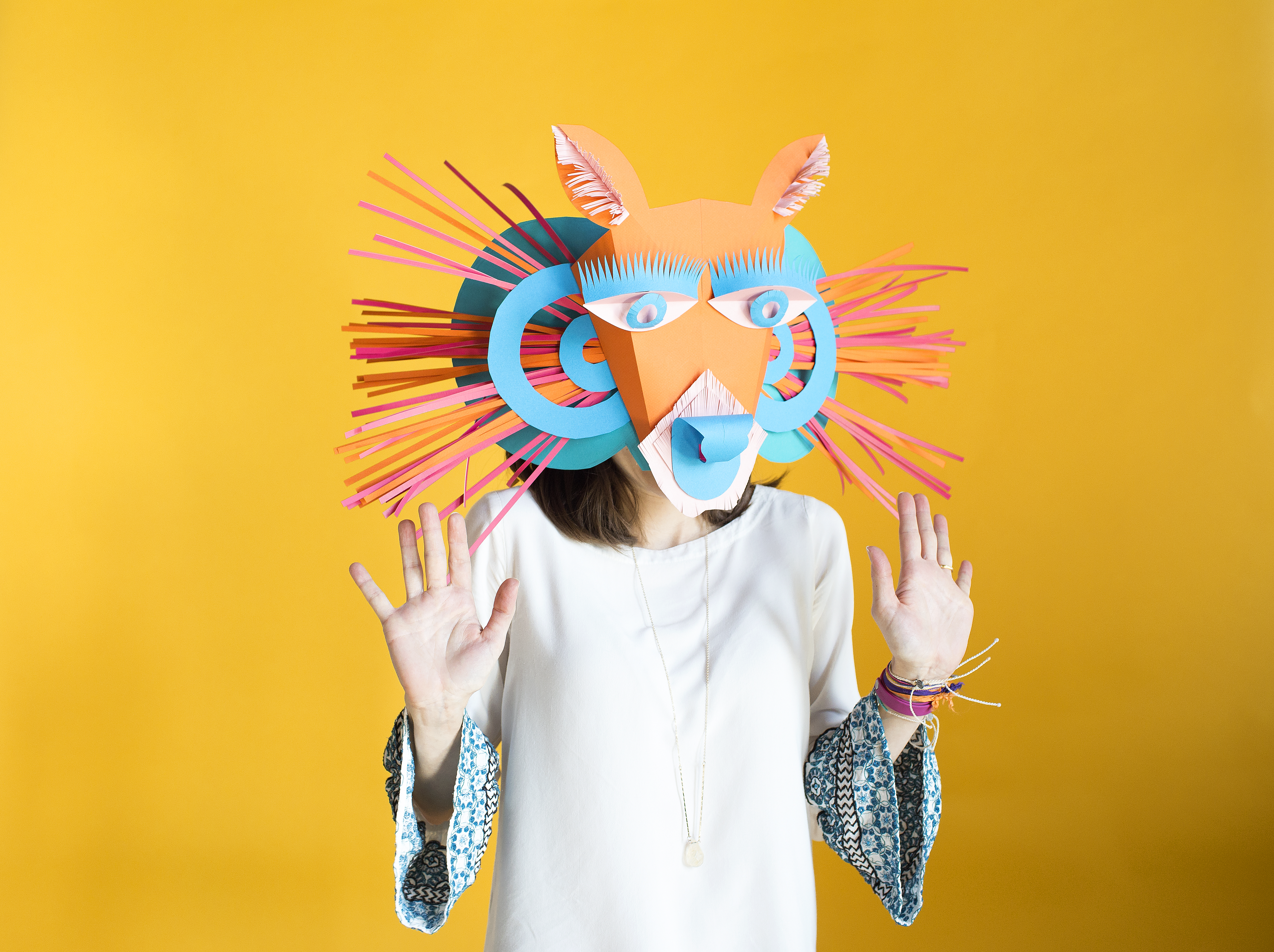 Wix Design Playground paper masks