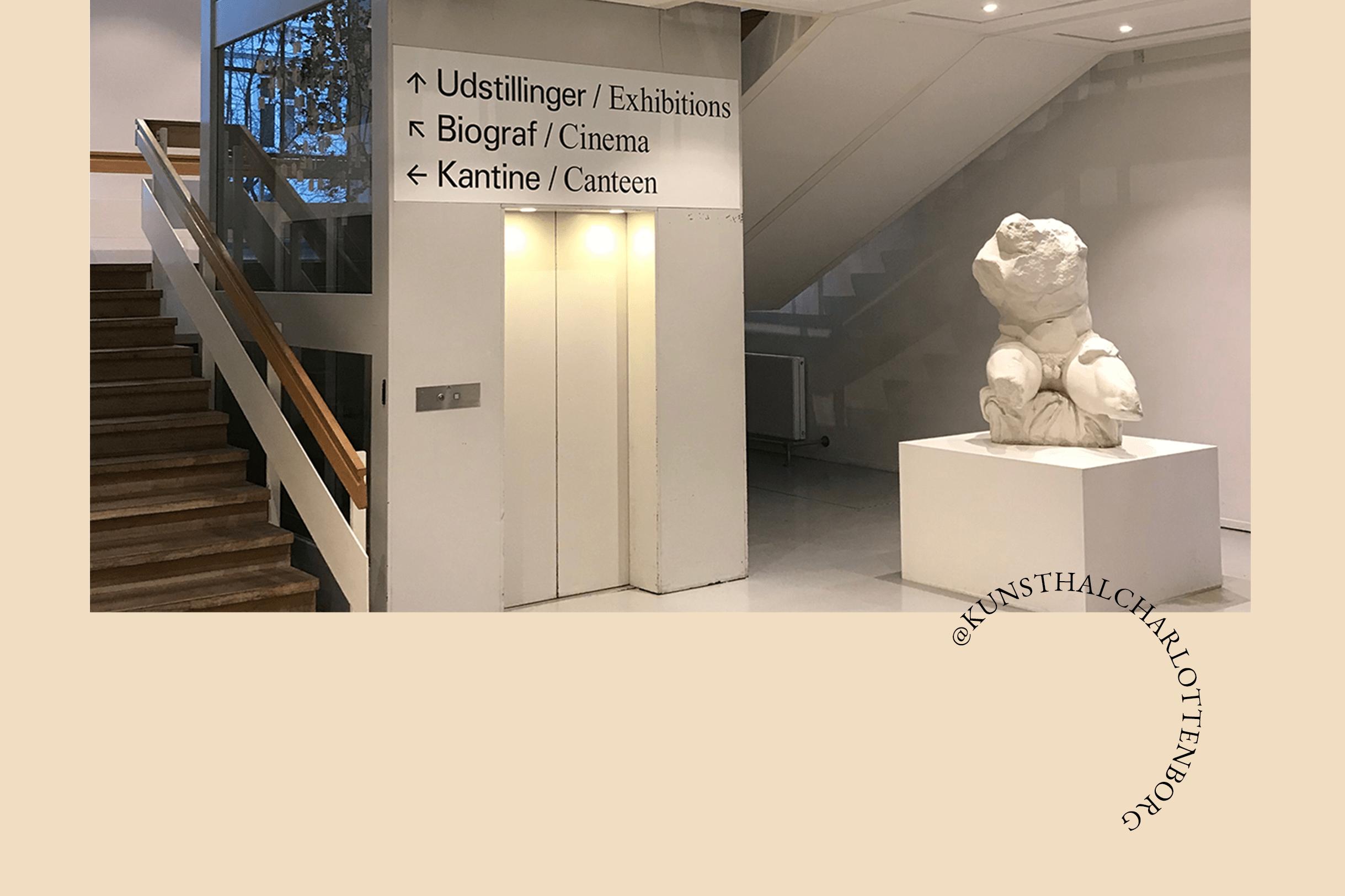 Kunsthal Charlottenborg Museum Copenhagen