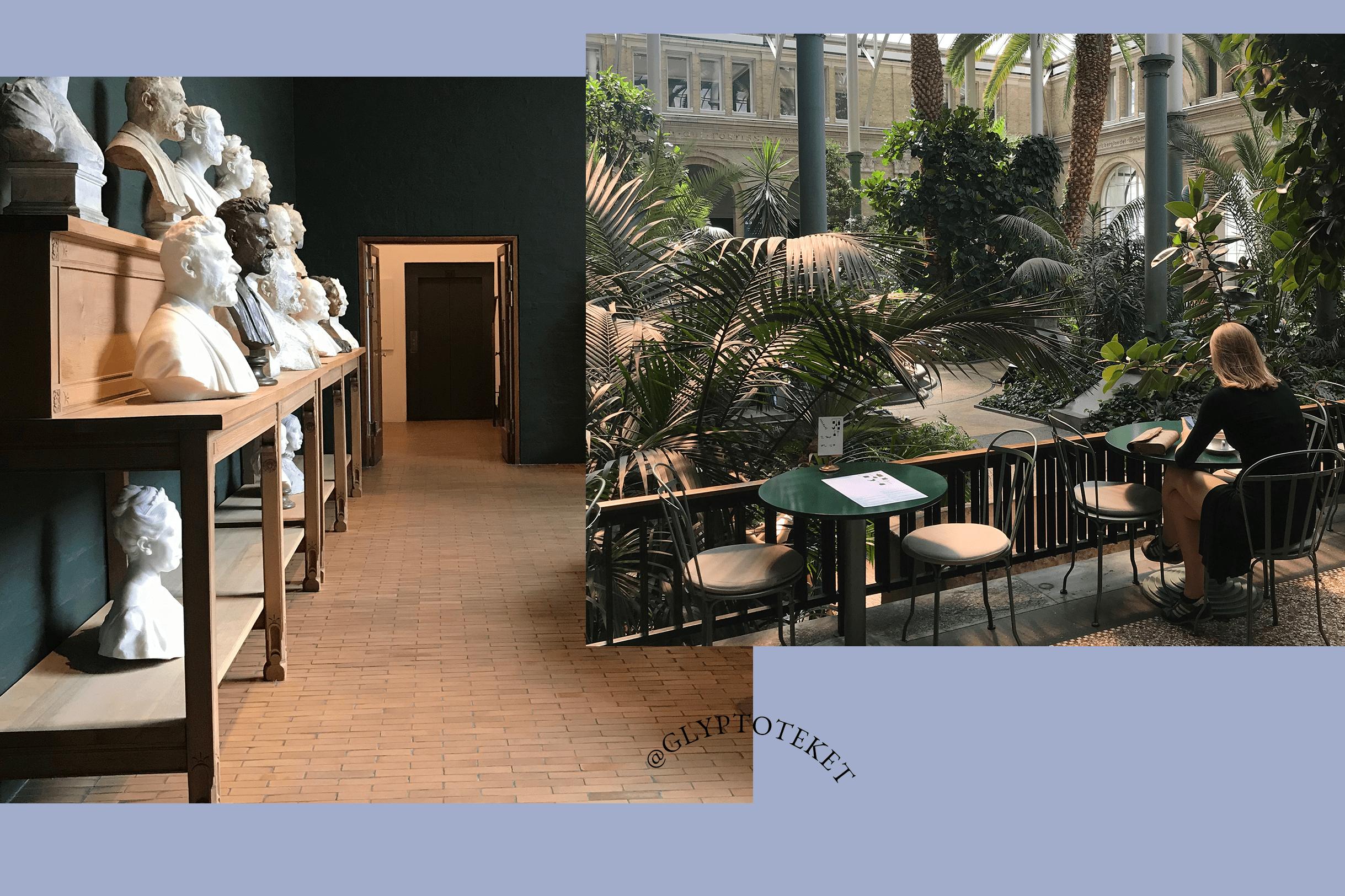 Glyptotek museum Copenhagen