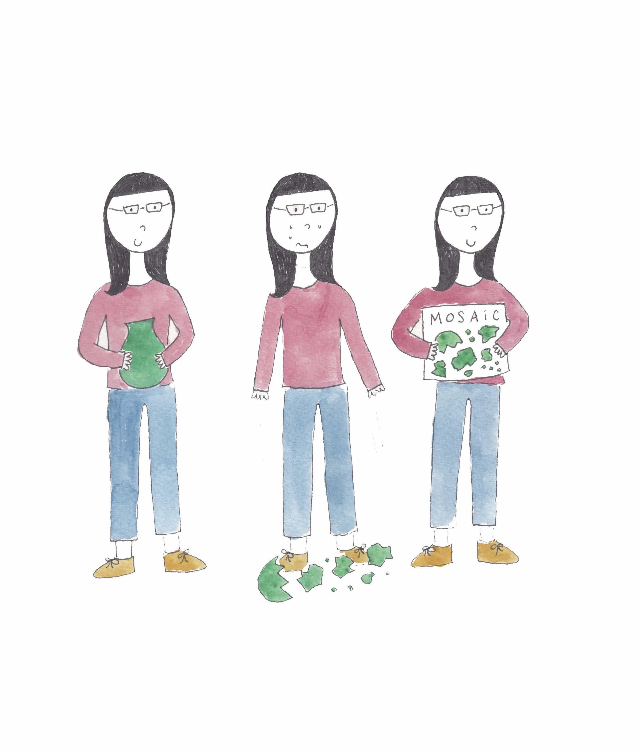 Mari Andrew illustration