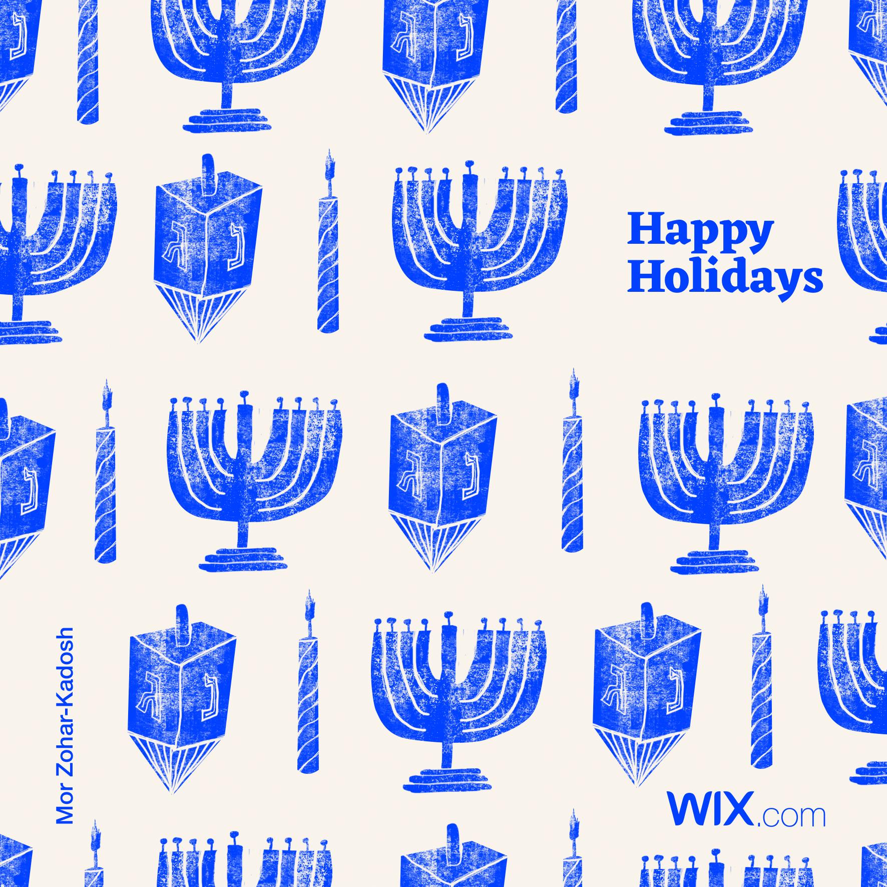 Free online greeting card by Mor Zohar-Kadosh