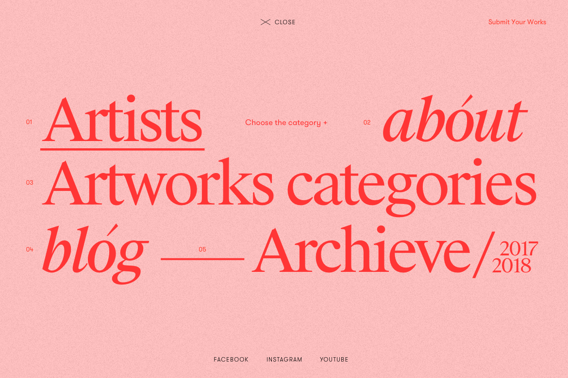 Font pairings in web design by Zhenya Rynzhuk
