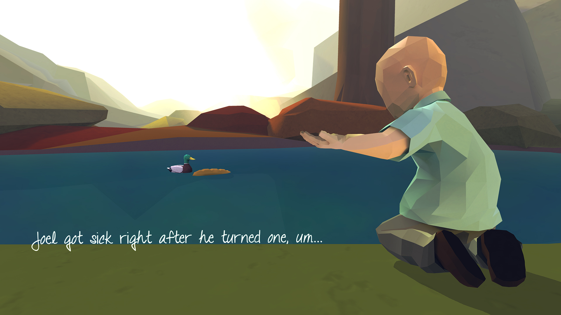 That Dragon, Cancer video game
