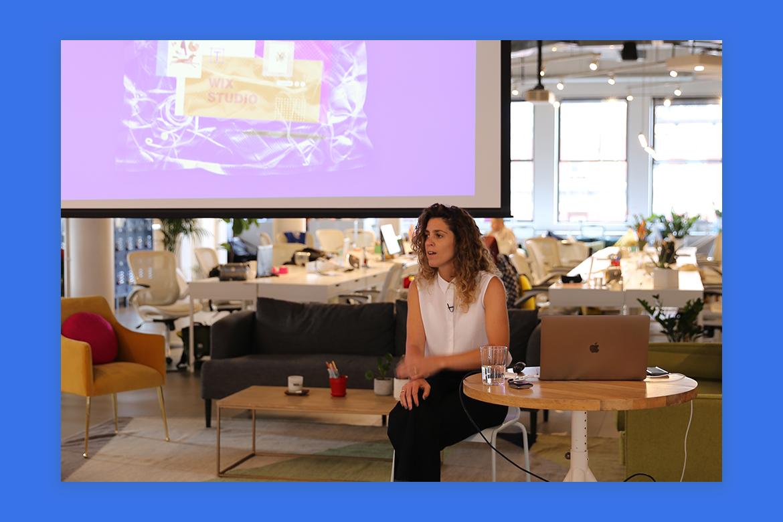Hagit Kaufman, Wix Design Playground