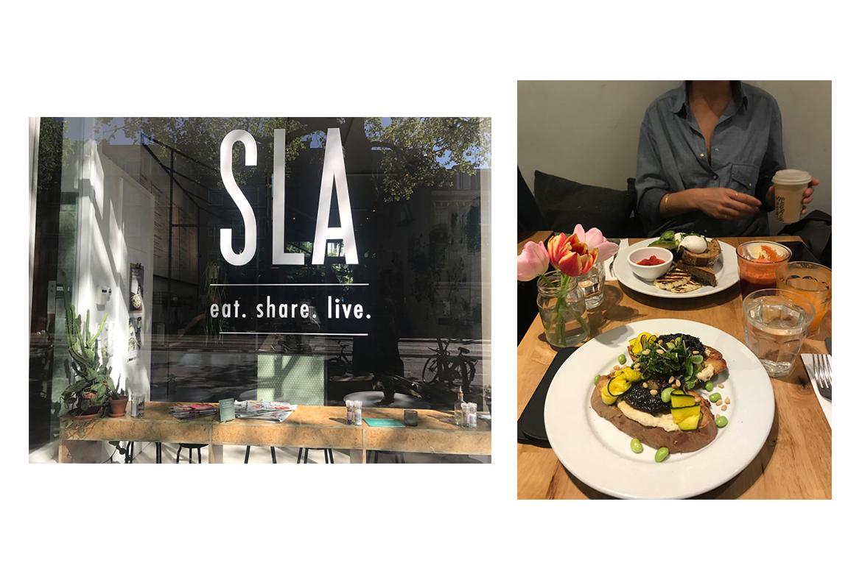 Designers Abroad: Amsterdam, restaurant