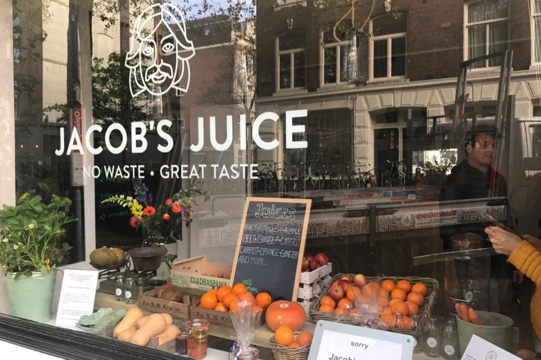 Designers Abroad: Amsterdam, Jacob's Juice