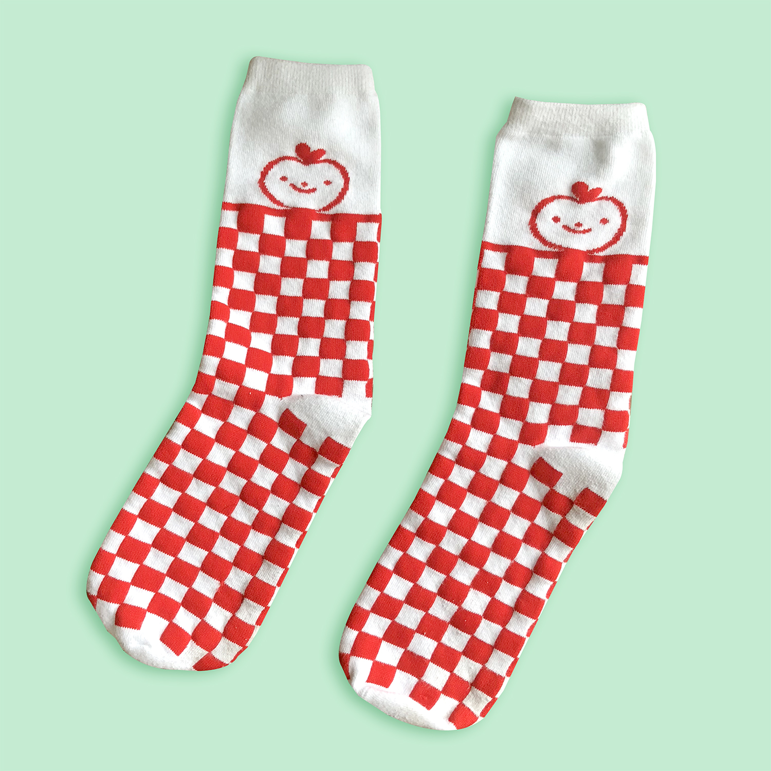Illustrator Jennifer Xiao's merchandise - socks
