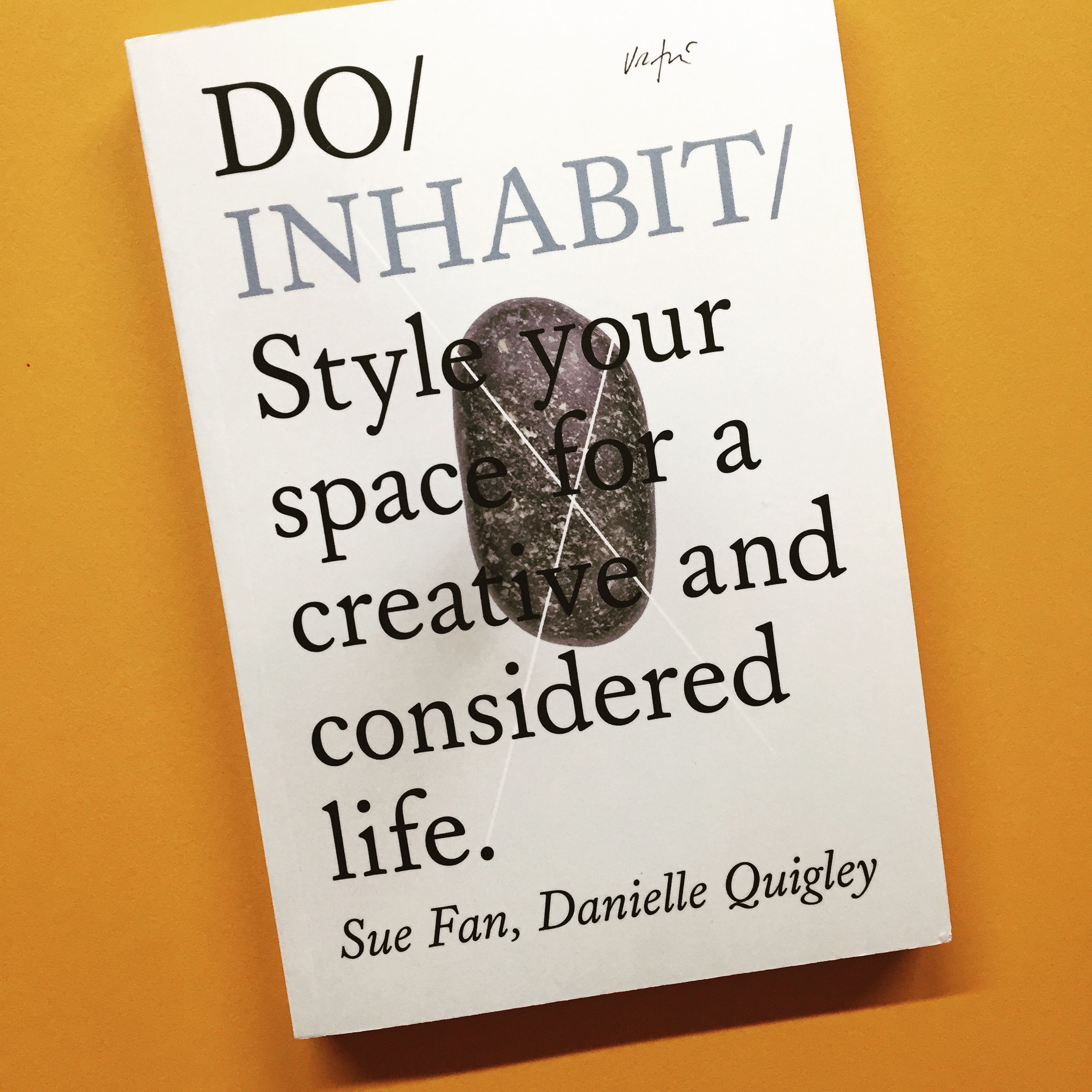 Book design for The Do Books by James Victore