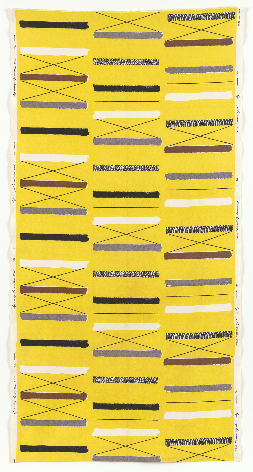 Screenprint by Lucienne Day