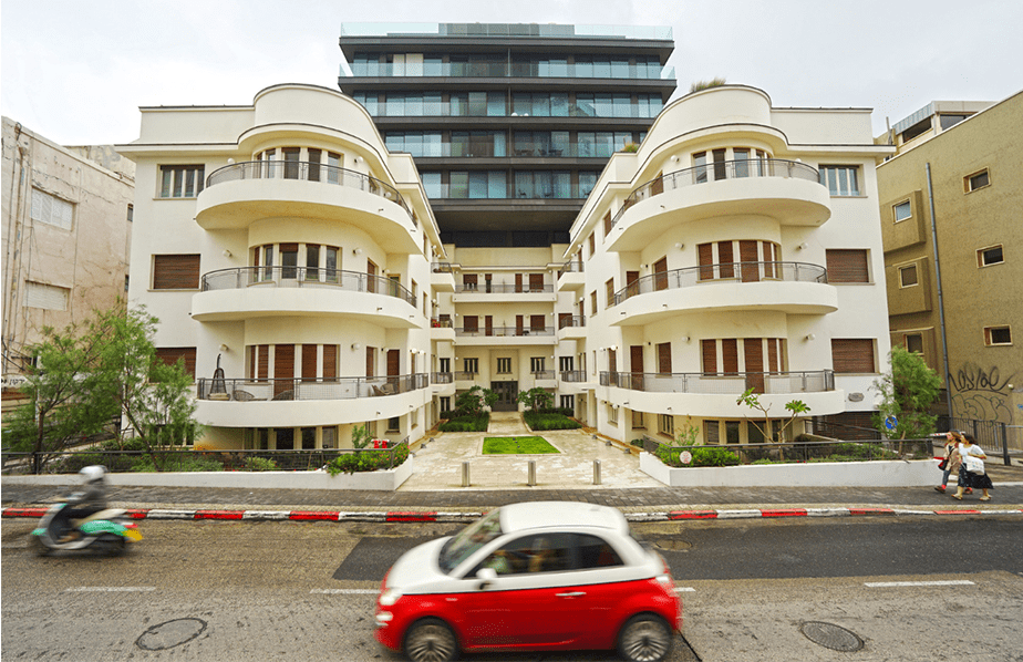 Tel Aviv Hayarkon street 96
