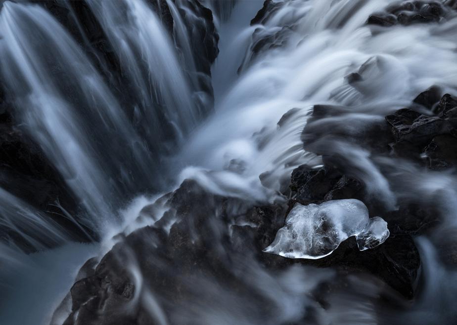 Bruarfoss falls