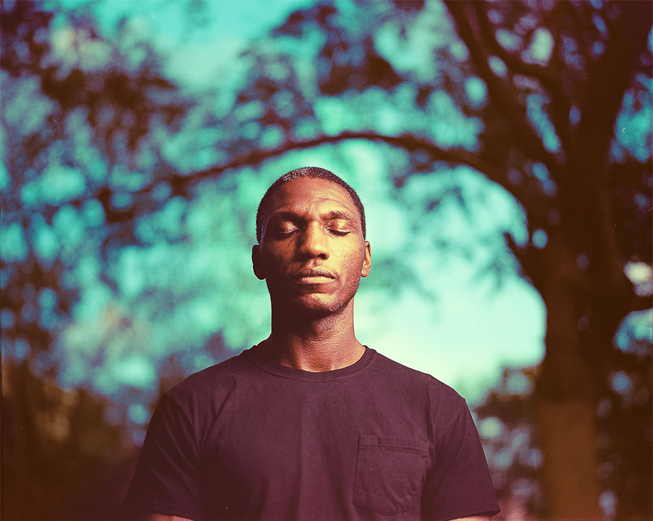 Portrait of Cedric Burnside