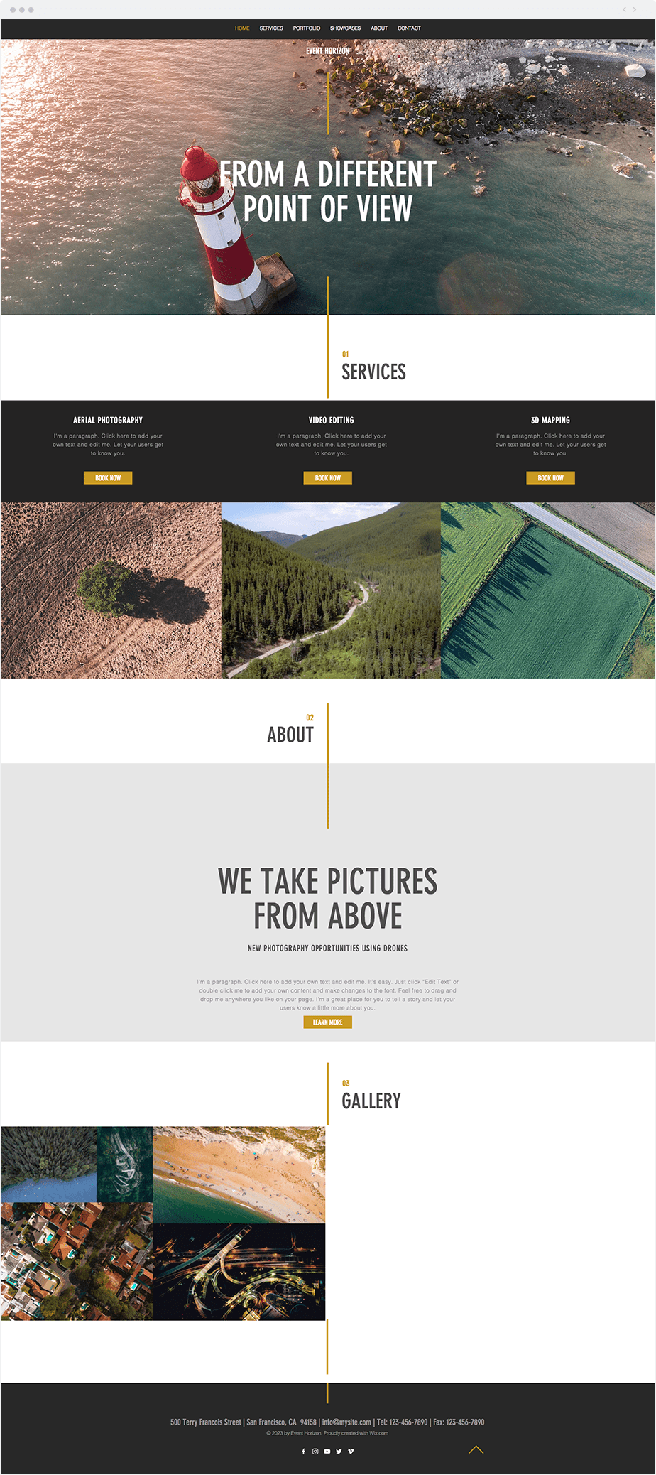 12 Stunning Photography Website Templates For All Genres