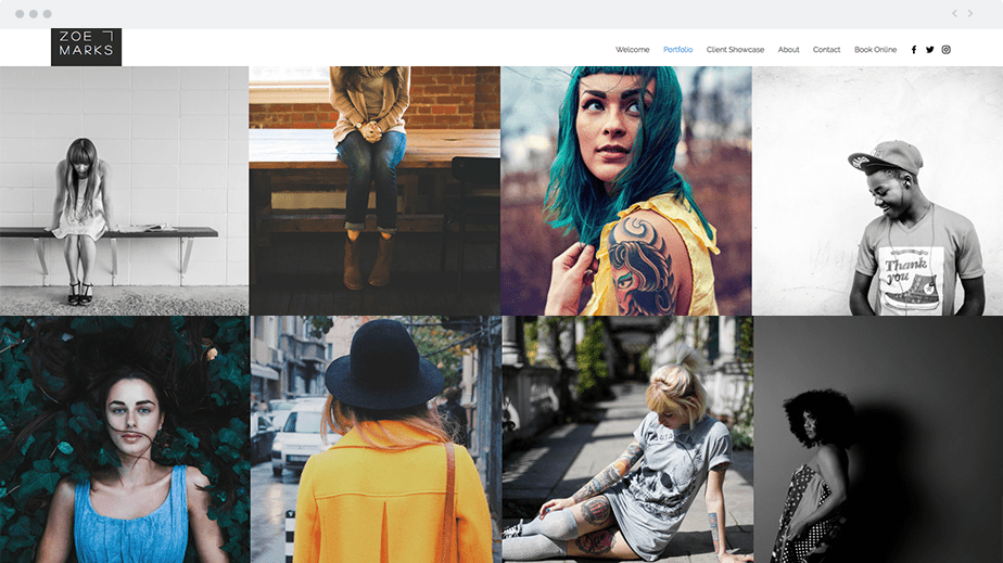 Best Free Image Hosting Wix Photography Website