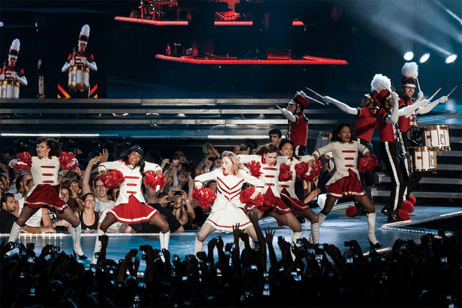 Madonna concert