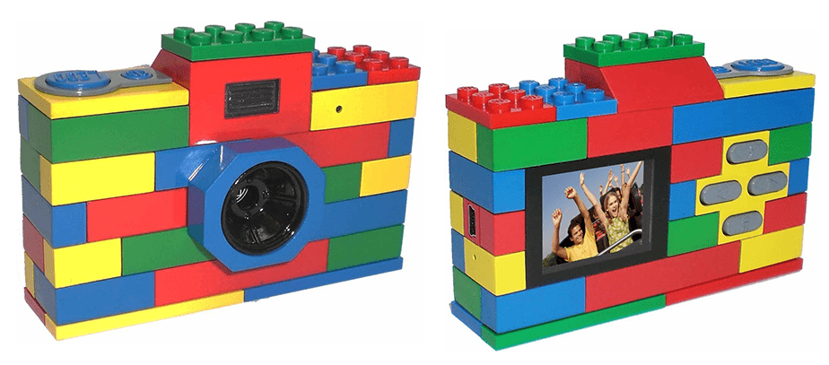 Great gift for a photographer Lego Camera